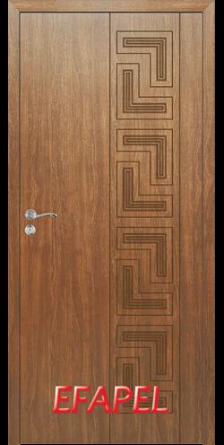 Интериорна врата Ефапел 4561P Императорска акация