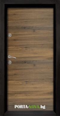 Блиндирана входна врата, модел 404 от Порта Нова Добрич